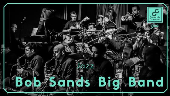 Bob Sands Big Band Blog