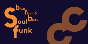 Soul Funk Blues R&B CC web